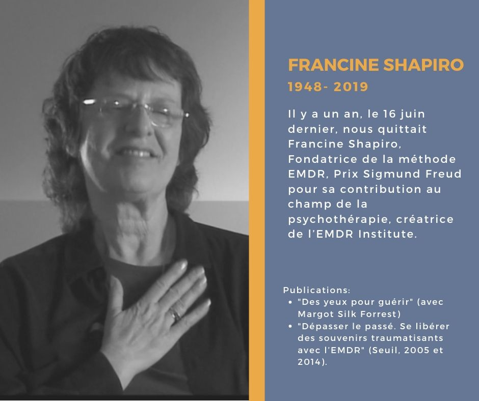 post Francine Shapiro